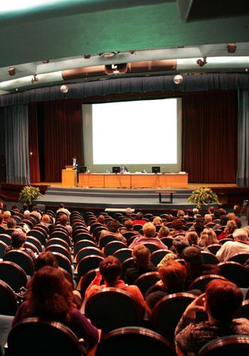 Congressos, seminários