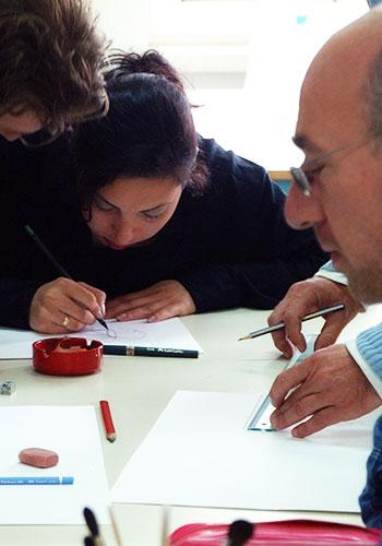 Cursos, Workshops